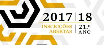 Inscrições 2017|18
