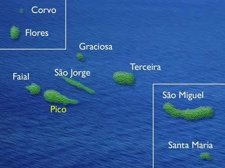 Visita Cultural aos Açores