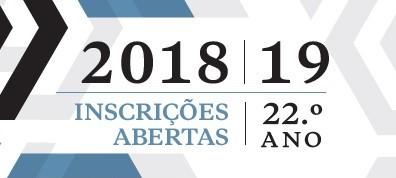 Inscrições 2018|19